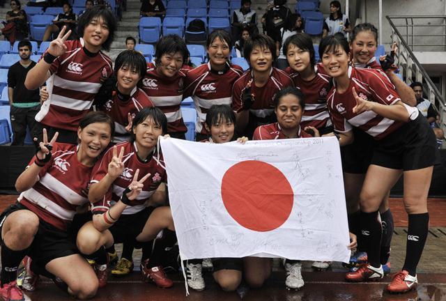 女子7人制日本代表a